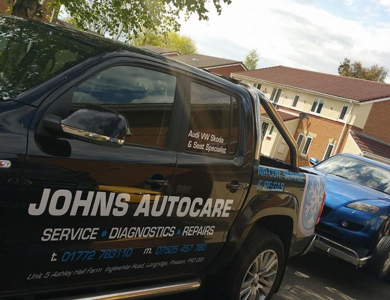 johns_autocare_volkswagen_specialists_preston_mechanic_air_conditioning_mot_repair_car_servicing_aboutus_image_two